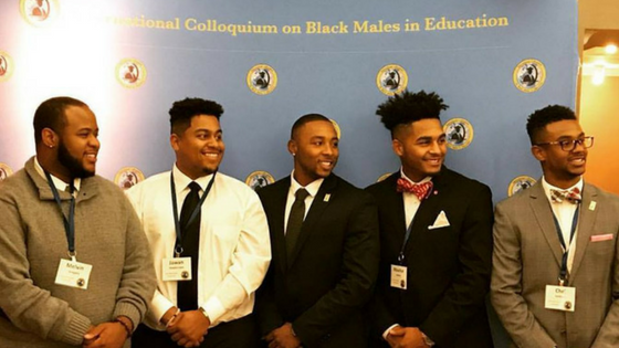 International Colloquium on Black Males in Education (ICBME)
