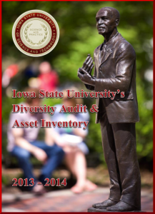 Iowa State Diversity Audit